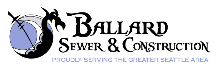 Logo Design for Ballard Sewer & Construction