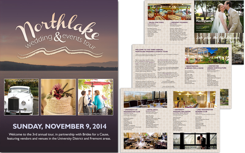 Northlake Wedding & Events Tour Show Guide